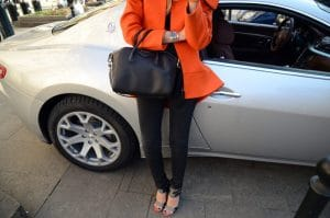 Chiara Ferragni with Givenchy Antigona Bag - TheBlondeSalad.com