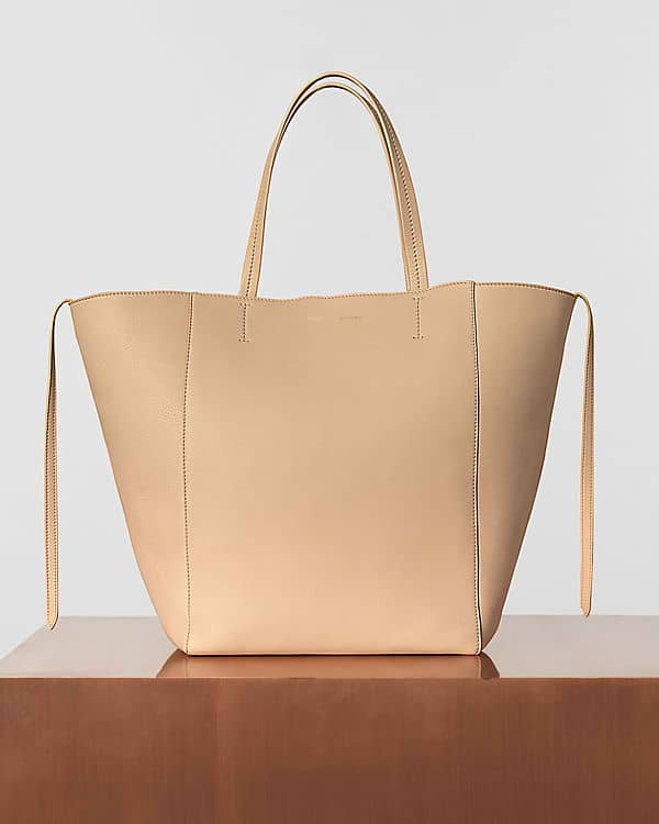 celine shopper bag