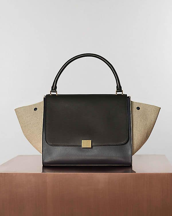 celine classic leather bag - new celine bag