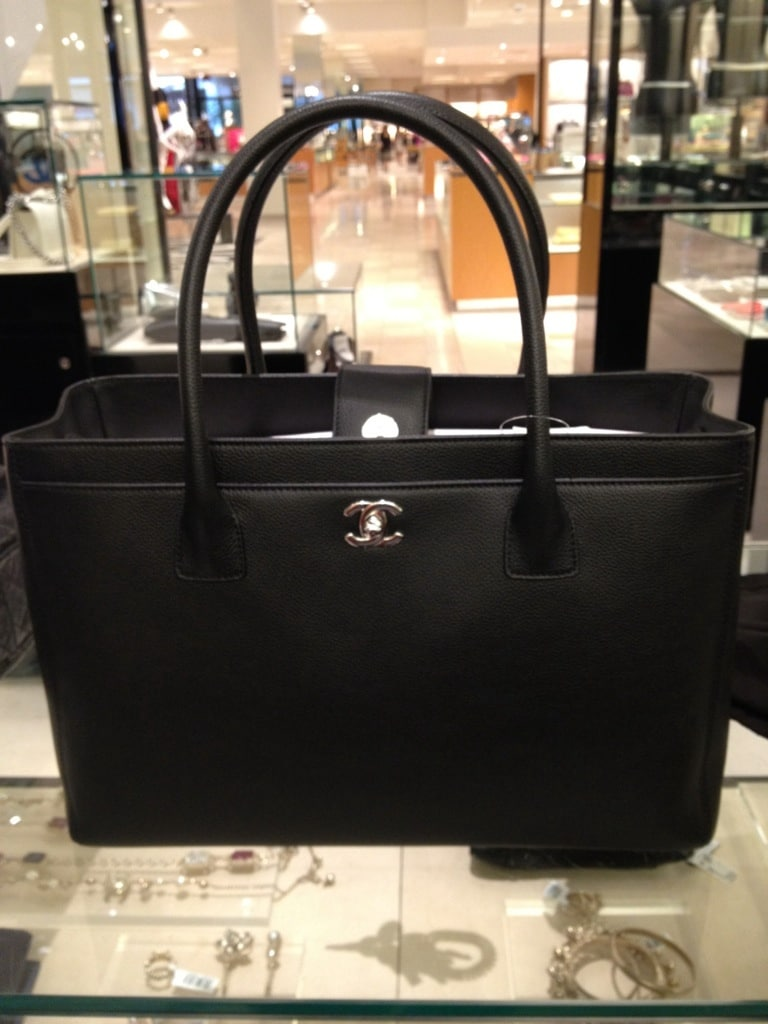 Chanel Cerf Tote Bag Reference Guide | Spotted Fashion