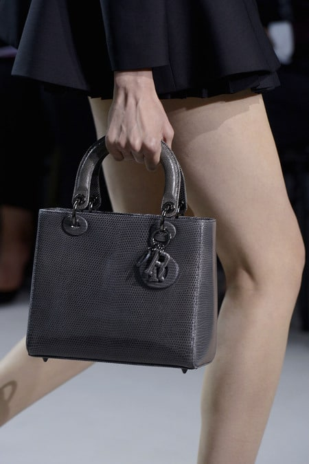 dior bags from the spring  summer 2013 runway collection
