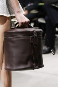 Balenciaga Cyclinder Bag from Spring 2013 Runway