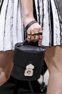 Balenciaga Small Cylinder Bag from Spring / Summer 2013 Runway