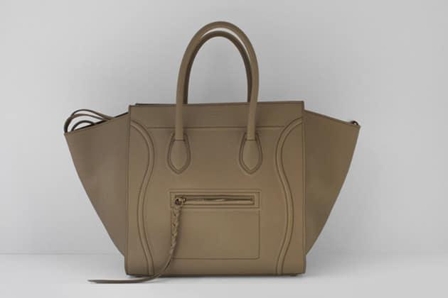 Celine Beige Phantom Bag \u2013 Winter 2012 | Spotted Fashion