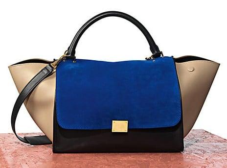 celine tote bag online - Celine-Multicolor-Royal-Blue-Trapeze-Bag-e1350554758807.jpg