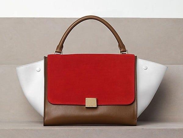 Celine Trapeze Bag Colors Guide | Spotted Fashion