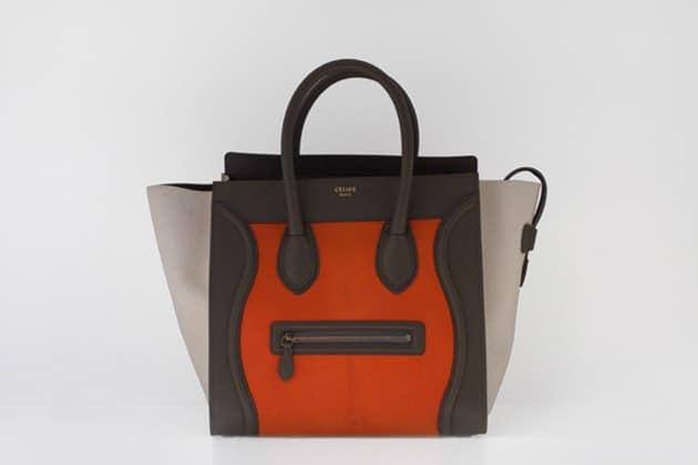 celine designer handbags - celine mini ponyhair trapeze bag, celin bag