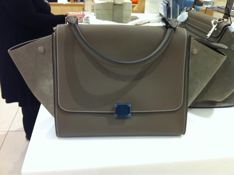 Celine Trapeze Bag Colors Guide   Spotted Fashion
