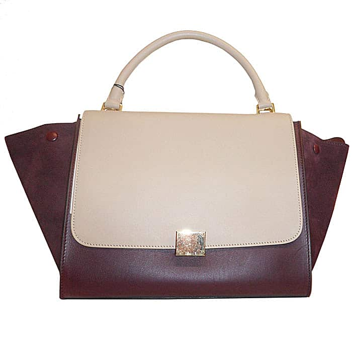 handbags celine - Where to Buy: Celine Trapeze Bags from Winter 2012 | Spotted Fashion