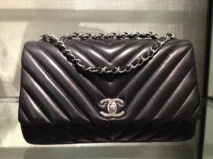 a06b2ddbbf834d The post Chanel Surpique Chevron Flap Bag Reference Guide appeared first on  Spotted Fashion.