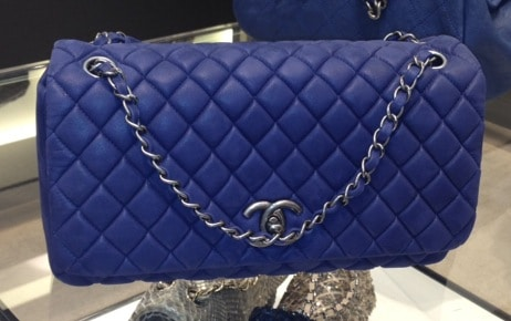 Chanel New Bubble Flap Bag Reference Guide Spotted Fashion
