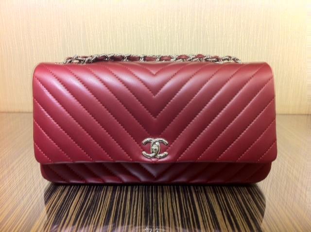 df31edd77ab1 CHANEL BAGS REPLICA  Chanel Surpique Chevron Flap Bag Reference Guide