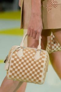 Louis Vuitton Speedy Bag from Spring / Summer 2013 Runway