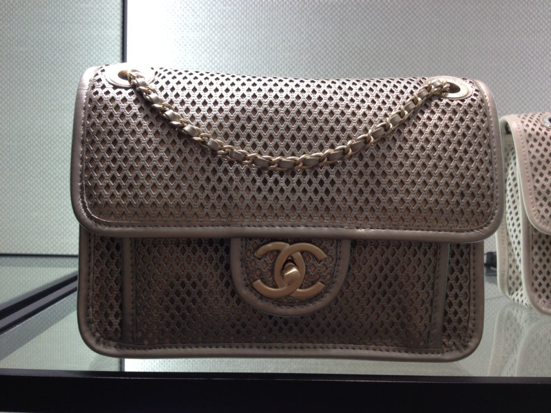 51591dd348c5 Chanel Grey Bags Reference Guide | Spotted Fashion