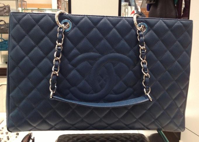 Chanel classic handbag