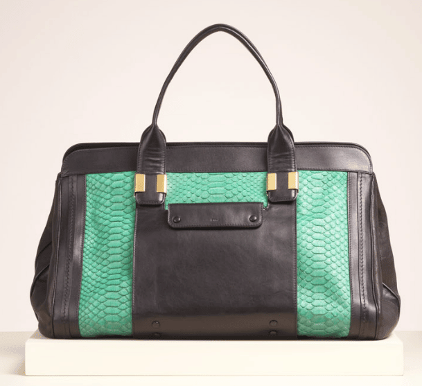 chloe purse profiles