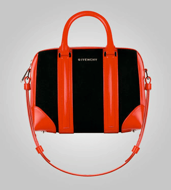 Givenchy Black and Red Lucrezia Small Bag – Spotted Fashion