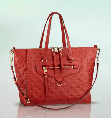 Louis Vuitton Orient Monogram Empreinte Lumineuse PM Bag