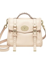 Mulberry Creamy Alexa Bag