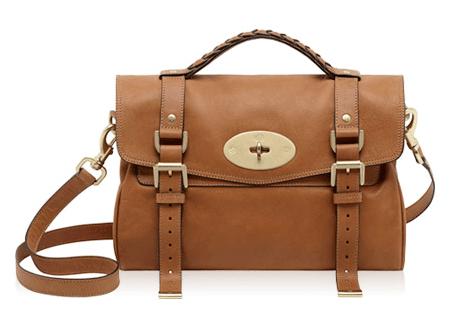 Mini Alexa Mulberry Bag