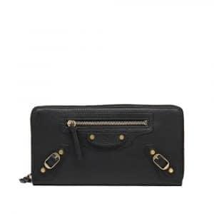 Balenciaga-Black-Classic-Gold-Continental-Zip-Around-Wallet.jpg