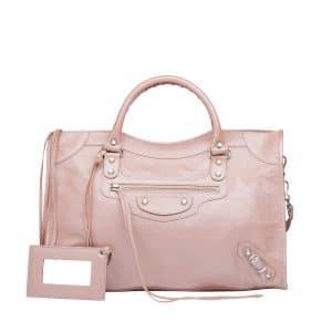 Balenciaga-Pink-Classic-Silver-Pearly-City-Bag.jpg