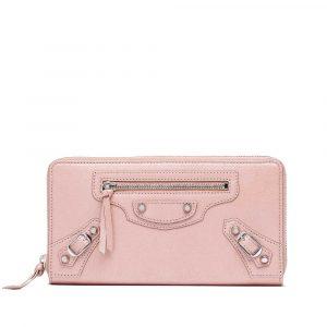 Balenciaga-Pink-Classic-Silver-Pearly-Continental-Zip-Around-Wallet.jpg