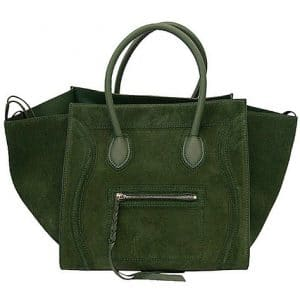 491fd5de9c This purse first appeared in the spring 2012 collection from Celine. Â It  has calfskin handles with luxurious suede exterior and the signature  stylings of ...