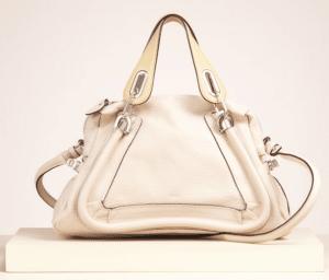 Chloe Bliss Pink Paraty Medium Bag