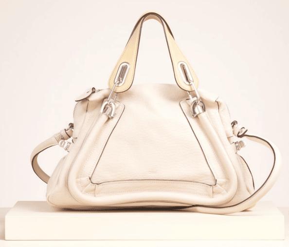chloe bag pink