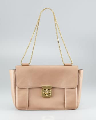 Chloe Elsie Shoulder Bag Medium 10