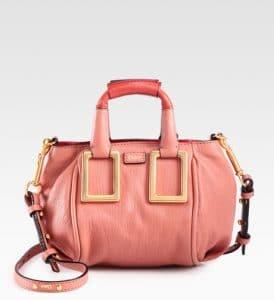 Chloe Waterlily Mini Ethel Bag