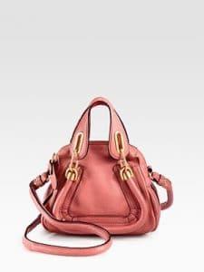 Chloe Waterlily Mini Paraty Bag