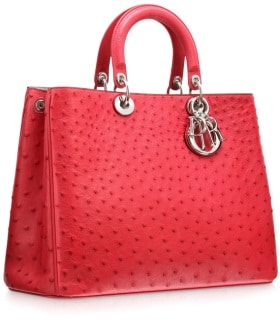 Dior-Light-Coral-Ostrich-Diorissimo-Bag-280x325