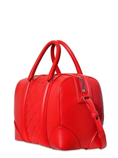 Givenchy Bag 2013 Givenchy Red Lucrezia Tote Bag