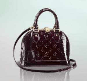 Louis Vuitton Amarante Alma BB Bag
