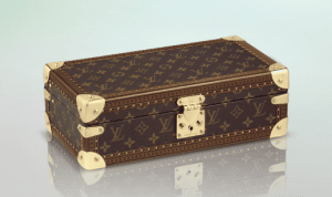 Louis Vuitton Monogram Canvas 8 Watch Case