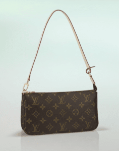 Louis Vuitton Monogram Canvas Pochette Accessoires NM Bag