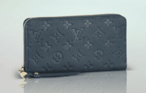 Louis Vuitton Orage Monogram Empreinte Secret Long Wallet