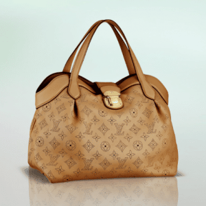 Louis Vuitton Safran Mahina Cirrus PM Bag