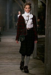 Chanel Prefall 2013 runway bag