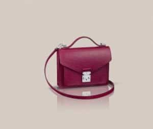 Louis Vuitton Fuschia Monceau BB bag