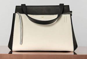 Celine White Edge Medium Bag