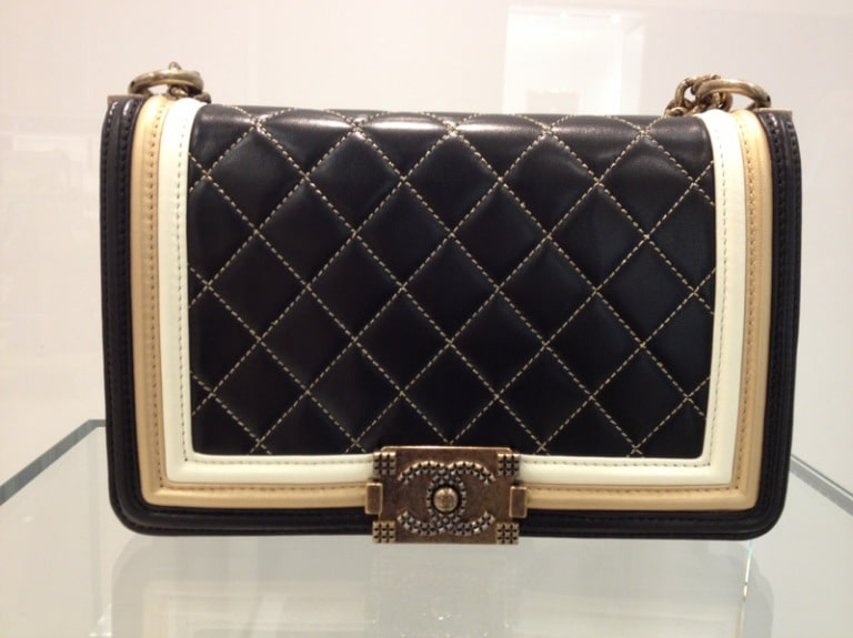 Chanel Cruise 2013 Bags available in stores nowChanel Boy Bag Red 2013