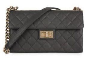 Chanel Black Rita Flap Bag - Cruise 2013
