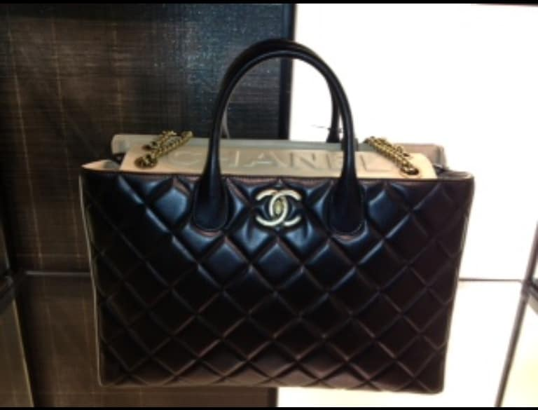 4cf75a640da8 Chanel Cruise 2013 Bags available in stores now | Spotted Fashion