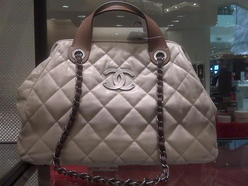 43ddfd2db919 Chanel Caramel   Ivory In The Mix Tote Small Bag