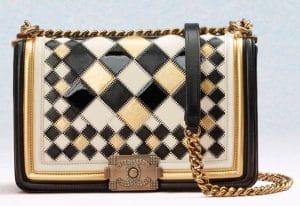 Chanel Hall Of Mirrors Boy Bag