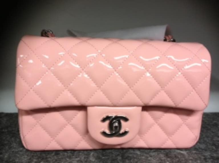 Pink chanel purses 2013