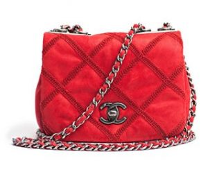 Chanel Red Mini Flap Bag